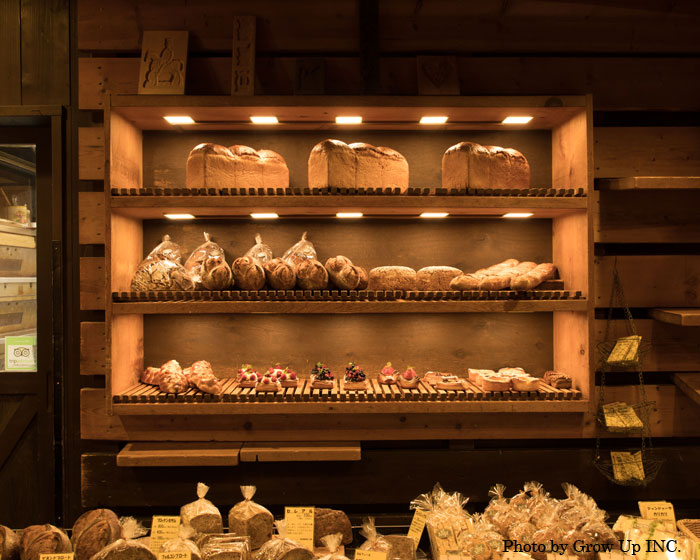 bakery shop zopf projects kaneka corporation kaneka oled